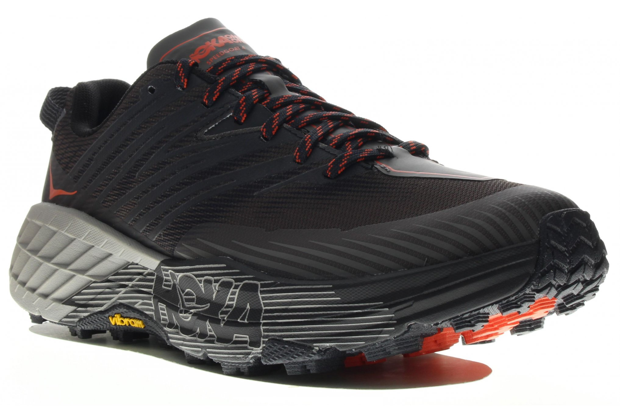 Hoka One One SpeedGoat 4 Wide Chaussures homme