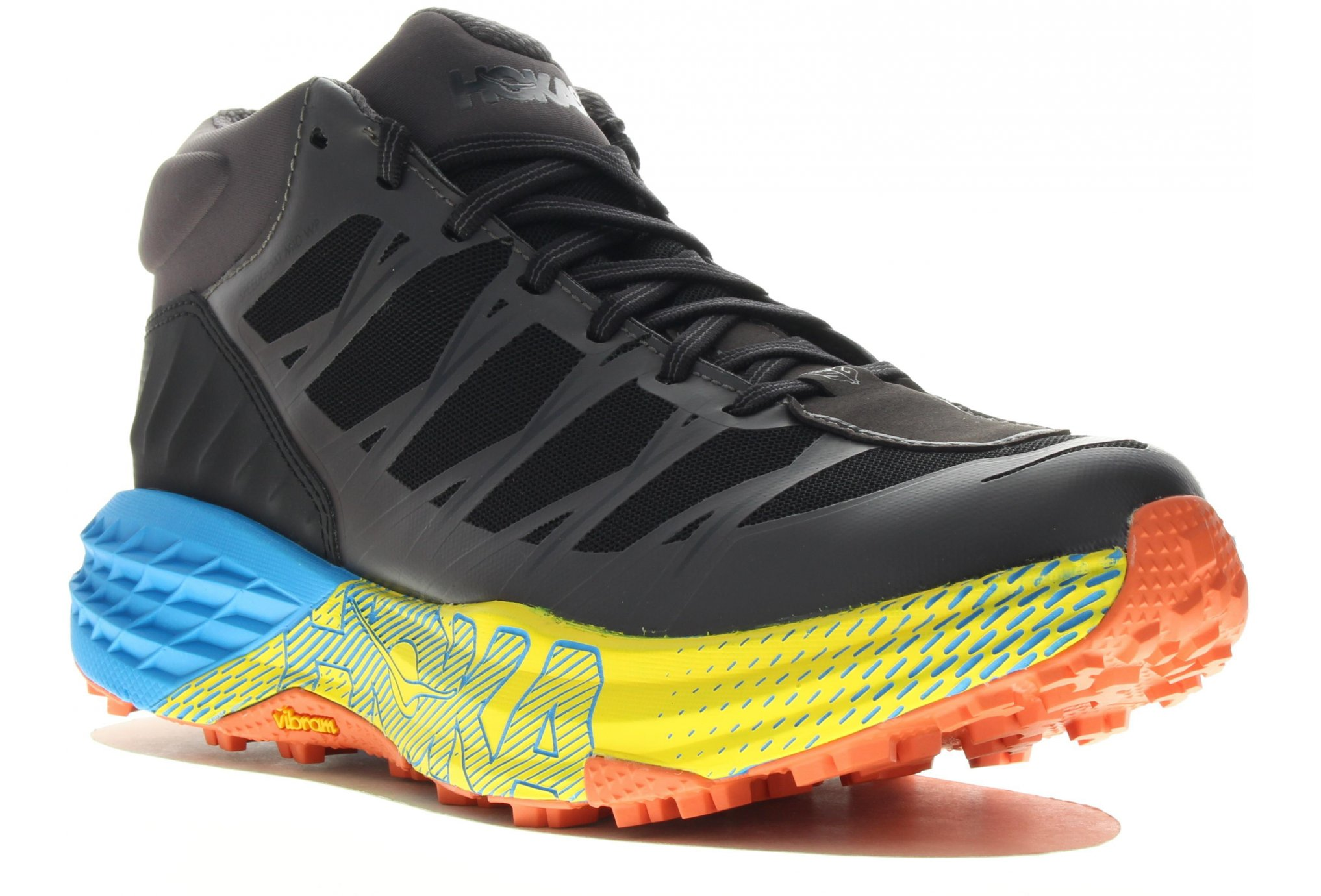 Hoka One One SpeedGoat Mid WP Chaussures homme