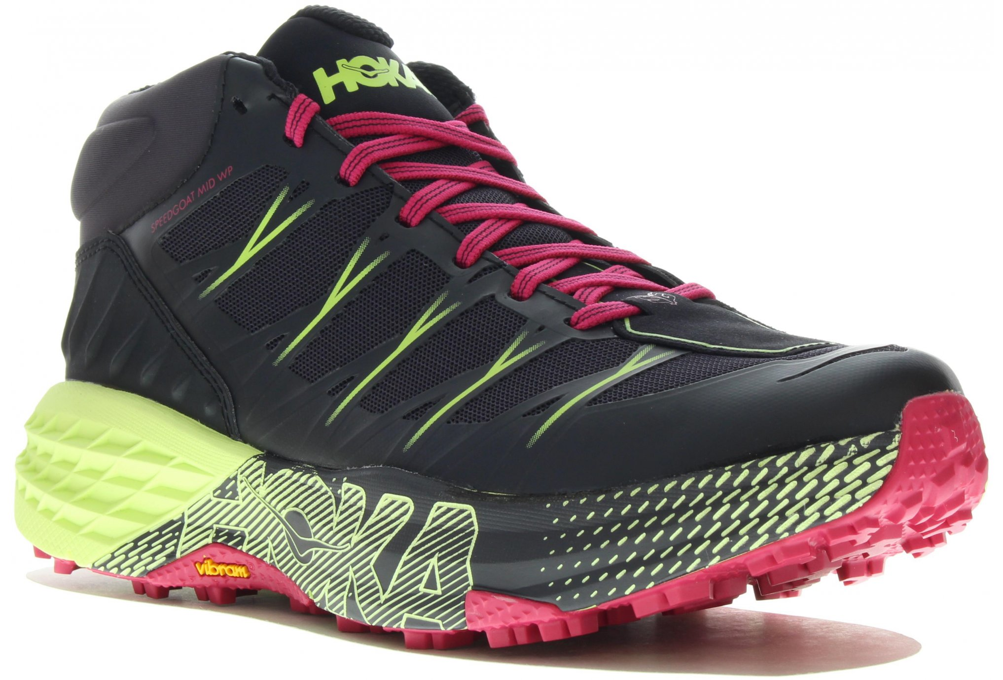 Hoka One One SpeedGoat Mid WP déstockage running
