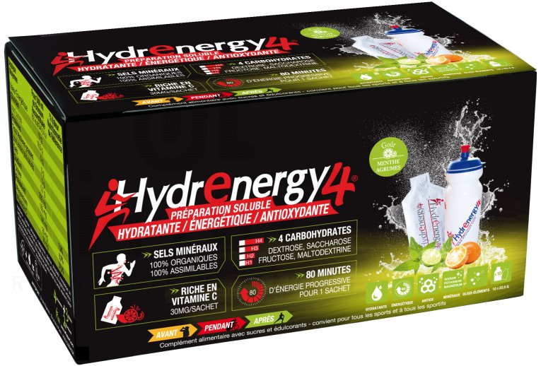 Hydrenergy H4 - Menthe agrumes