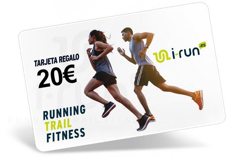 i-run.es Carte Cadeau 20