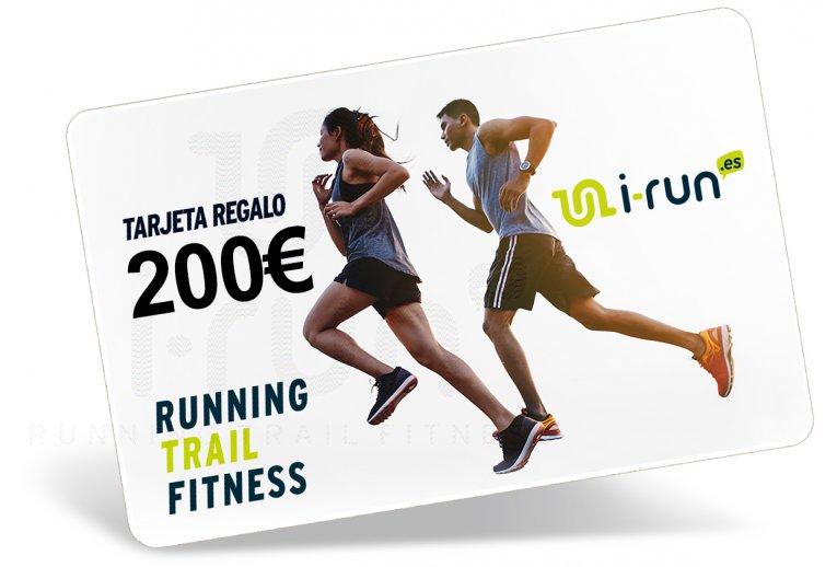 i-run.es Carte Cadeau 200