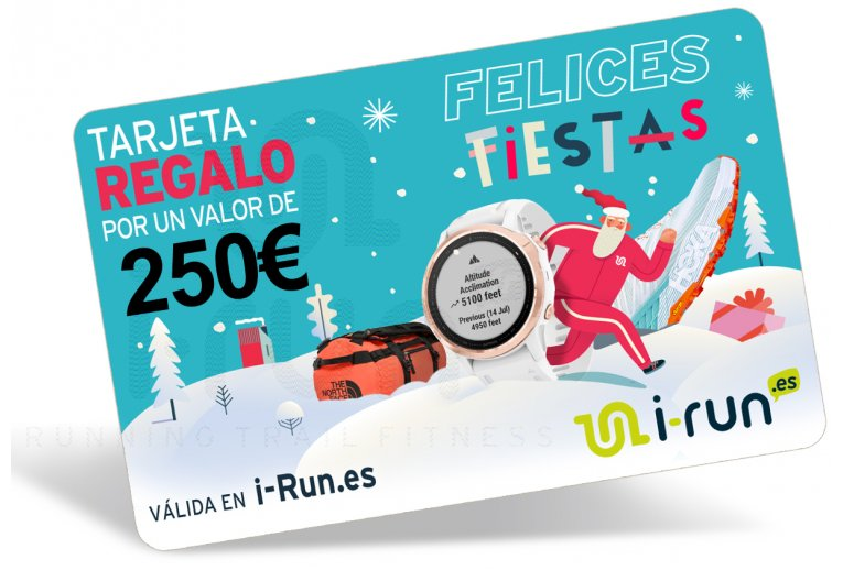 i-run.es Carte Cadeau 250 Spéciale Noël