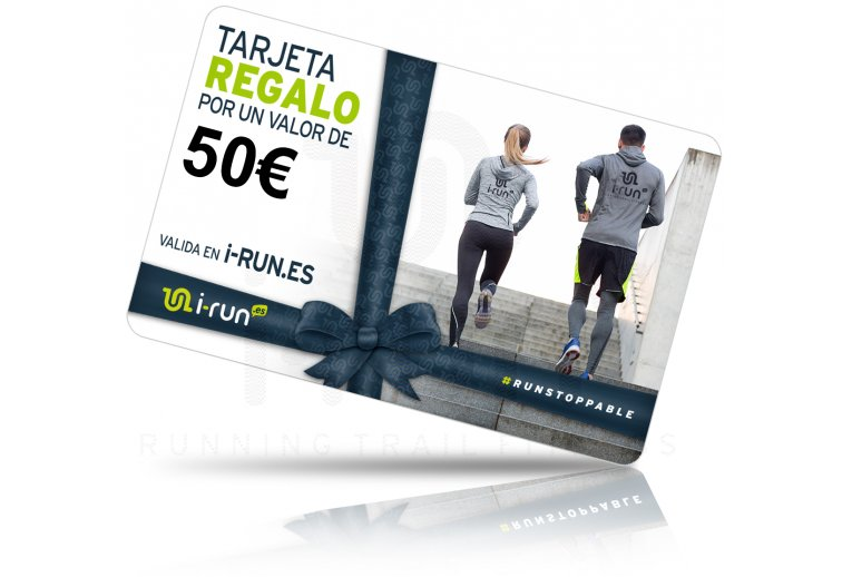 i-run.es Carte Cadeau 50