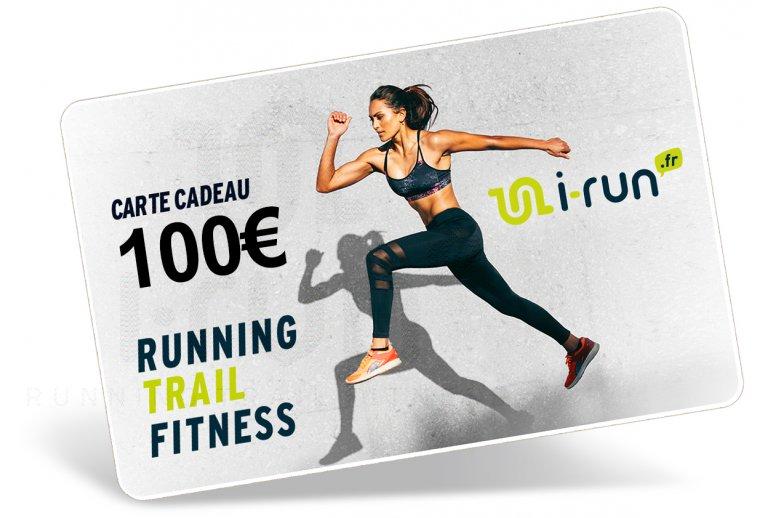i-run.fr Carte Cadeau 100 W