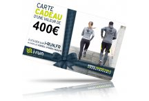 i-run.fr Carte Cadeau 400