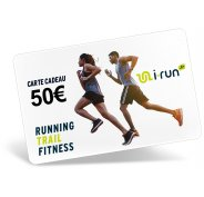 i-run.fr Carte Cadeau 50