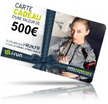 i-run.fr Carte Cadeau 500 W