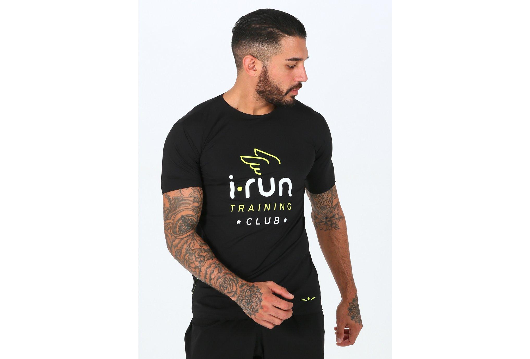 i-run.fr i-Run Training Club M vêtement running homme