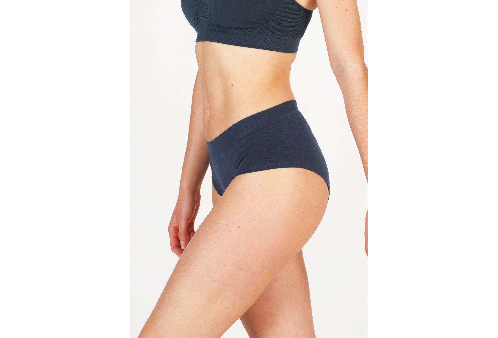 Icebreaker Anatomica Seamless W vêtement running femme