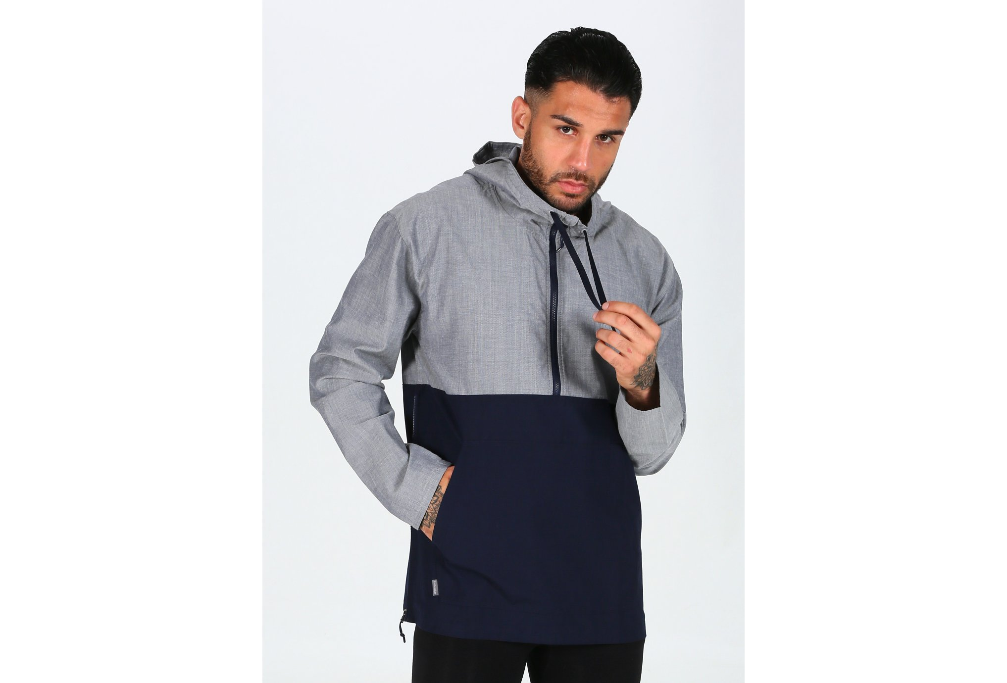 Icebreaker Escape Hooded M vêtement running homme