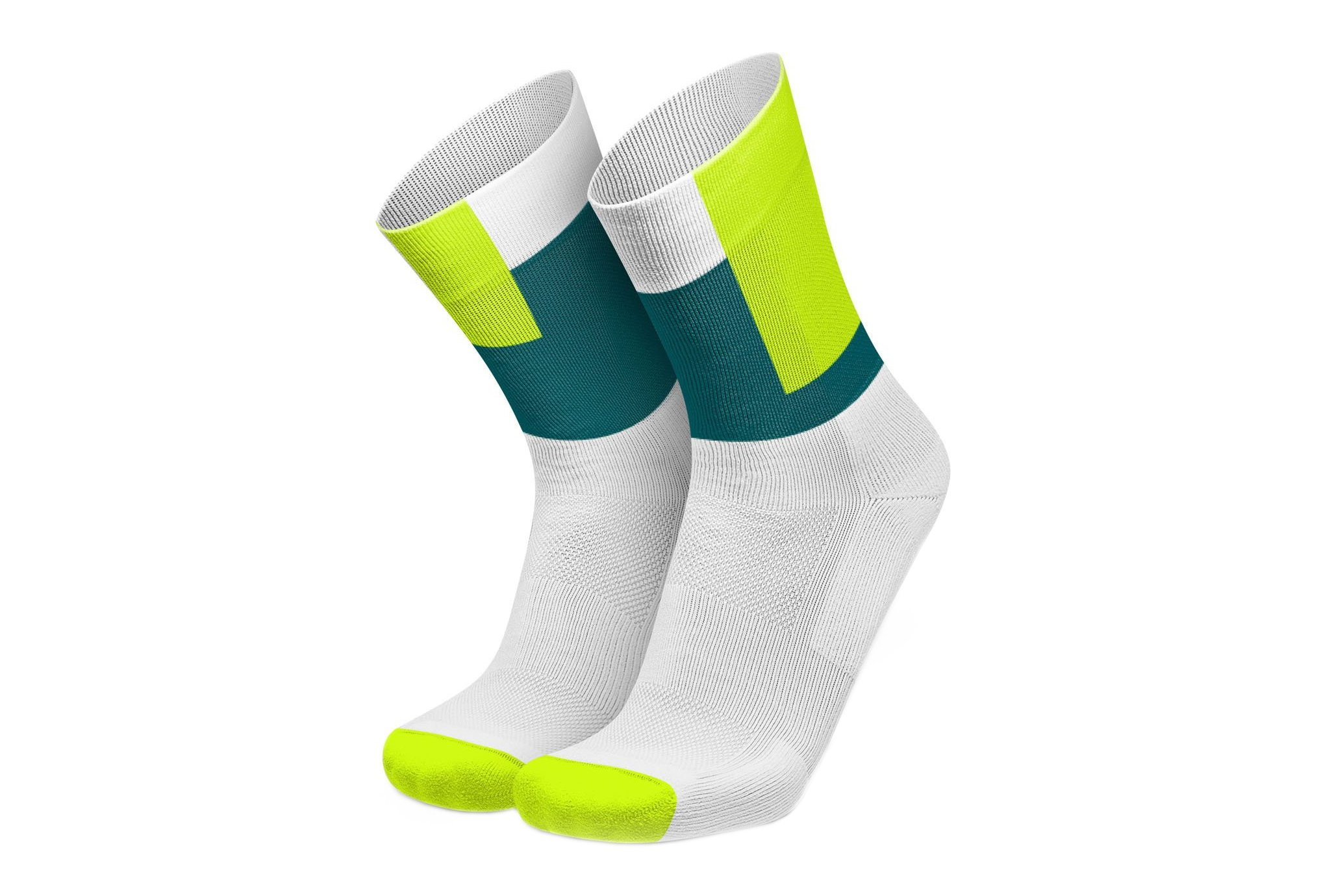 INCYLENCE Squares Chaussettes