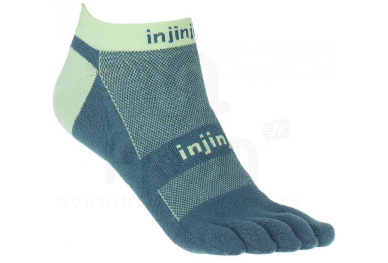 Injinji Run Original Weight No-Show Coolmax