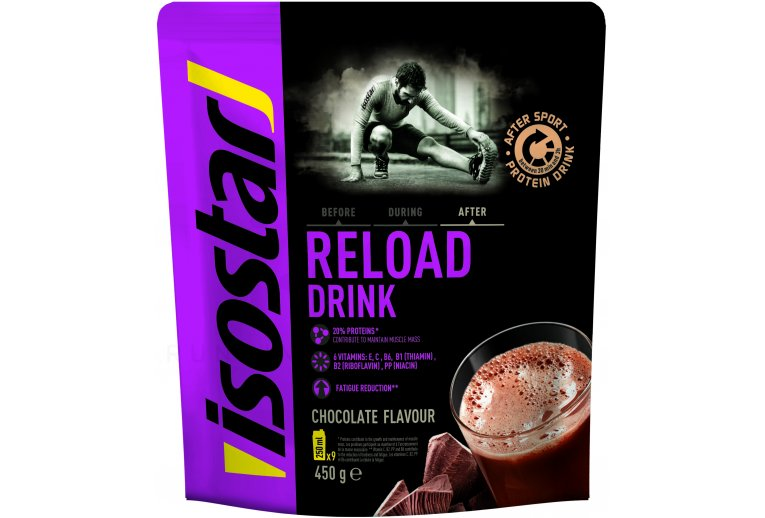 Isostar After Sport Reload Protein - Chocolat
