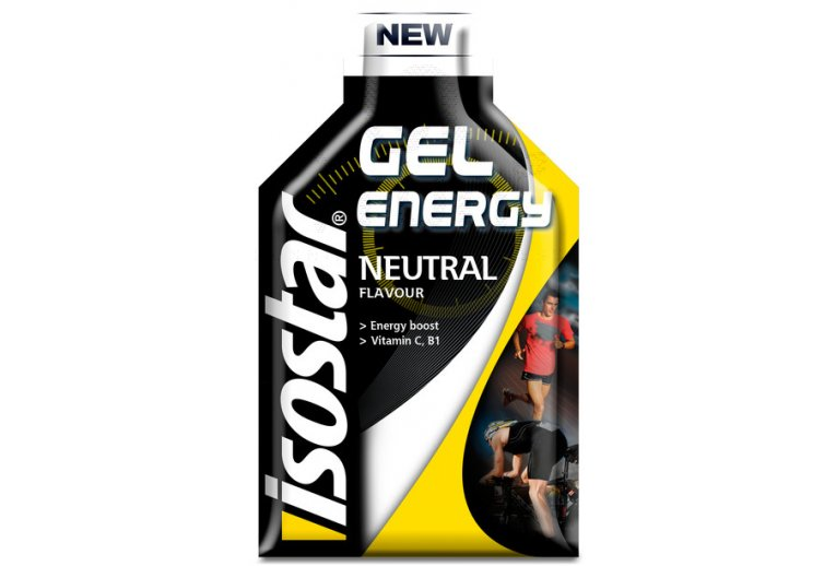 Isostar Gel energético Energy Neutral 35 g