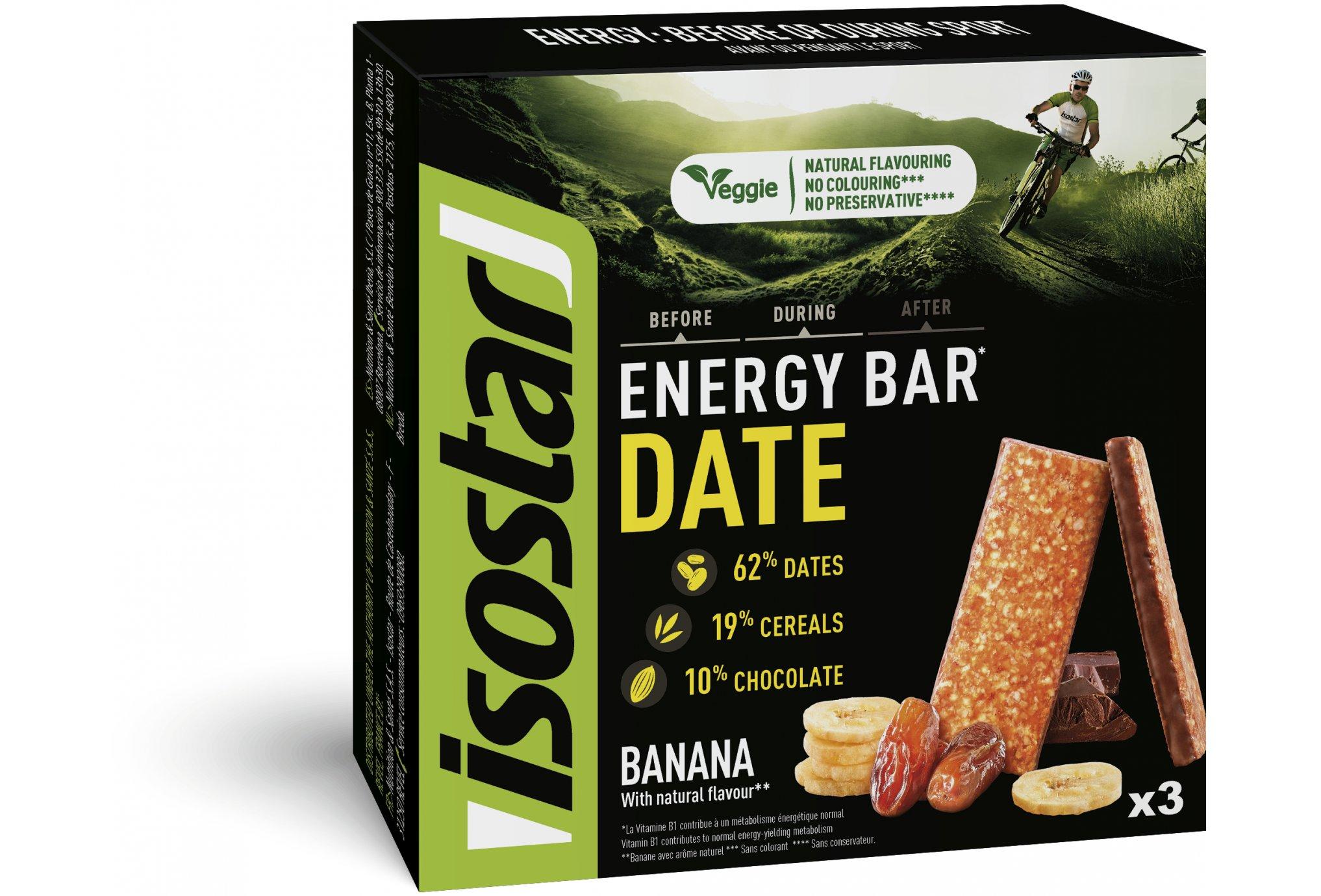 Isostar Essential Bar - Banane Diététique Barres