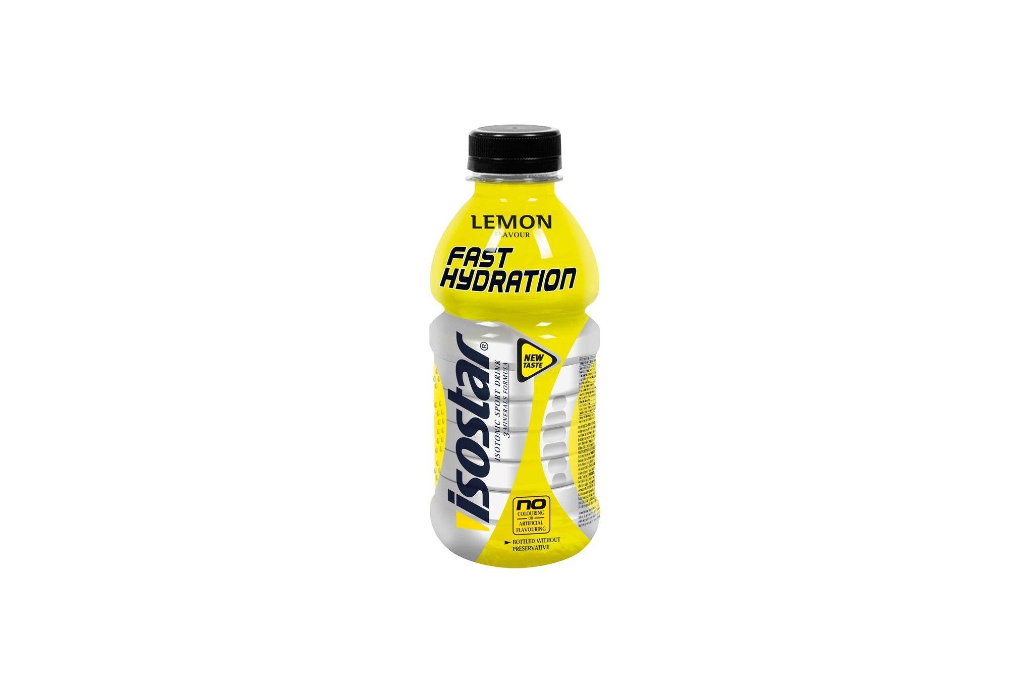 Isostar Fast Hydration - Limón Diététique Boissons