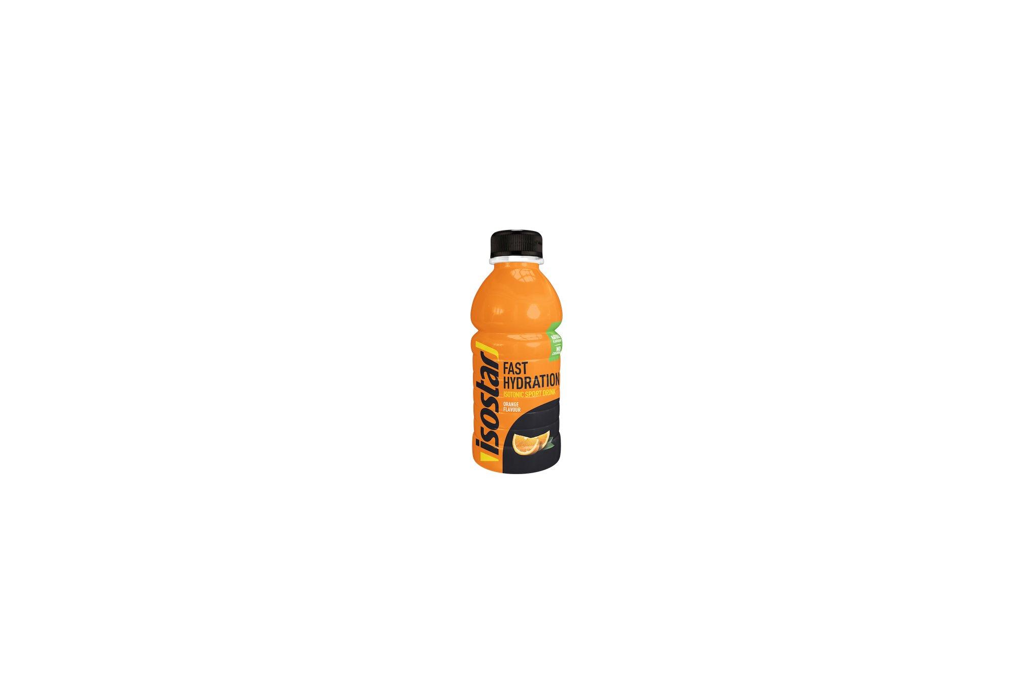 Isostar Fast Hydration - Orange Diététique Boissons