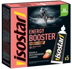 Isostar Gel Energy Booster Fraise-Banane