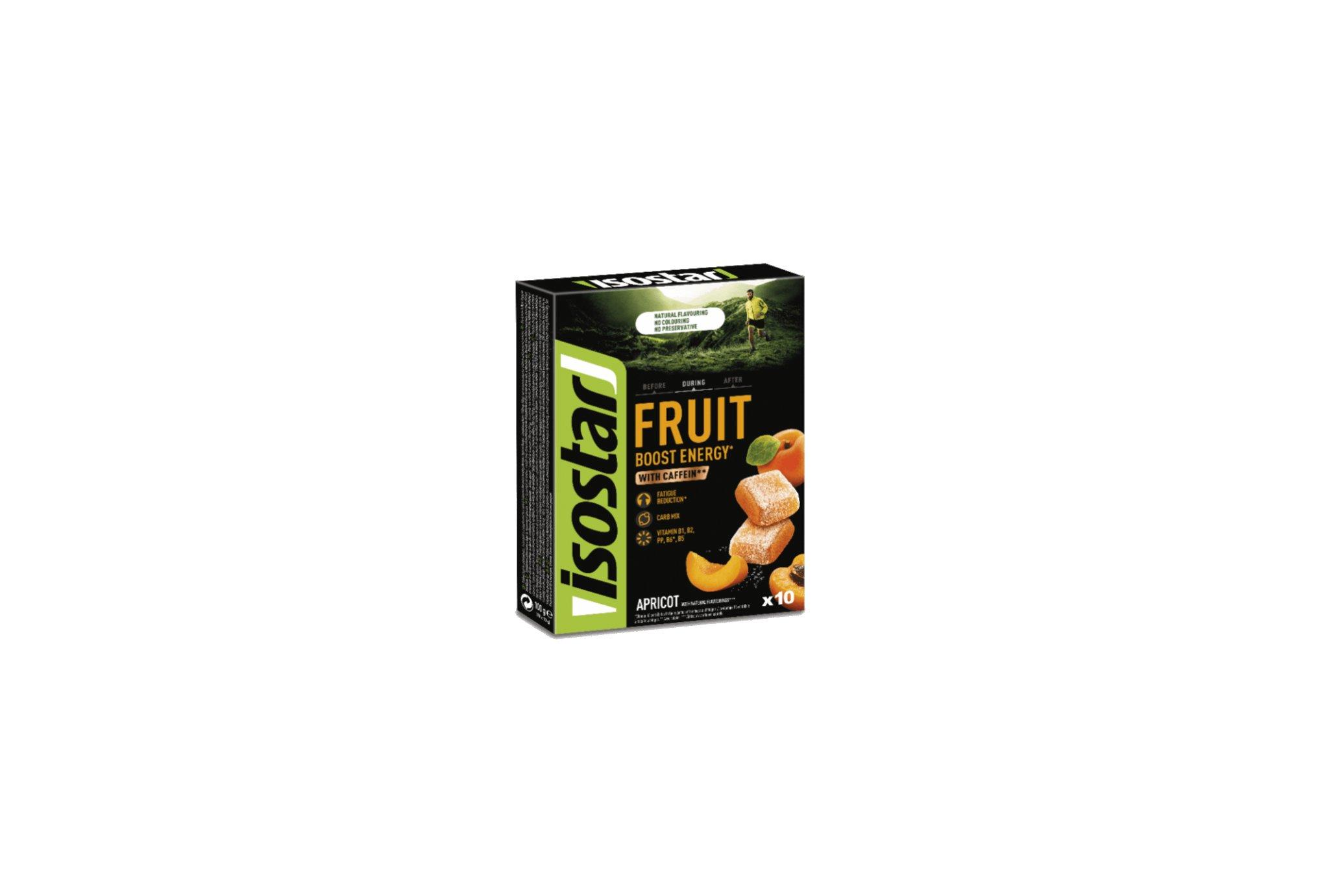 Isostar High Energy Fruit Boost - Abricot Diététique Barres