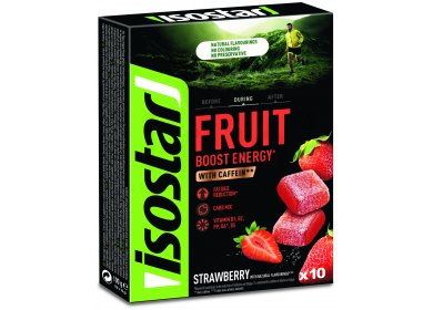 Isostar High Energy Fruit Boost - Fraise