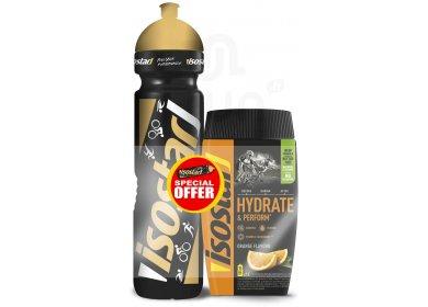 Isostar Hydrate & Perform - Orange + 1 gourde offerte