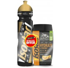 Isostar Hydrate & Perform - Orange + 1 gourde offerte