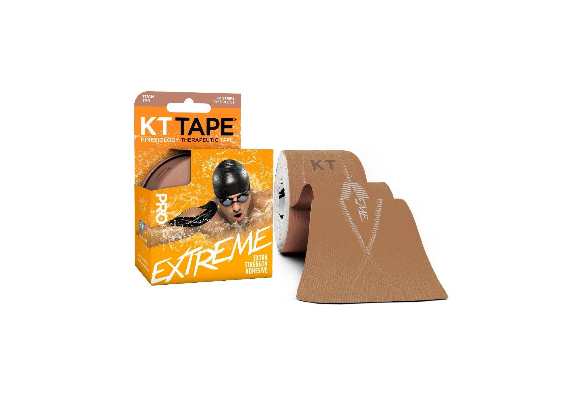 KT Tape PRO Extreme Prédécoupé Protection musculaire & articulaire