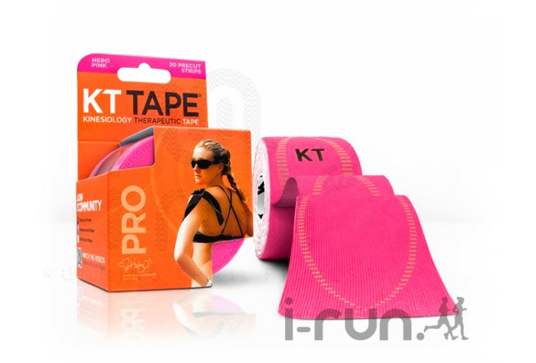 KT Tape Bandas KT Tape Synthetic Pro Pink