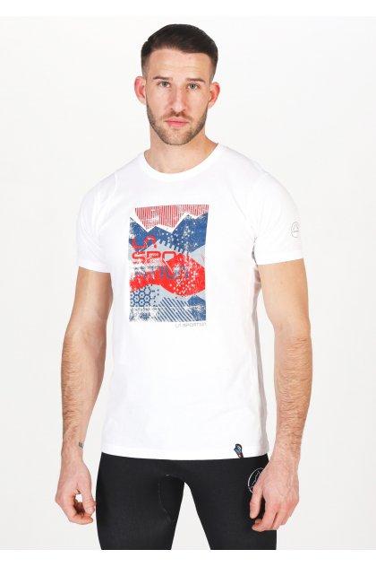 La Sportiva camiseta manga corta Patch