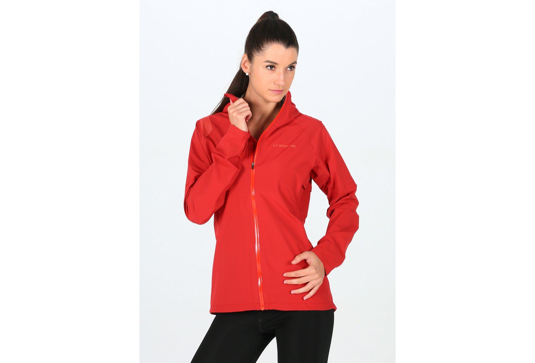 La Sportiva Run W Diététique Vêtements femme