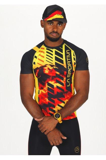 La Sportiva camiseta manga corta Wave