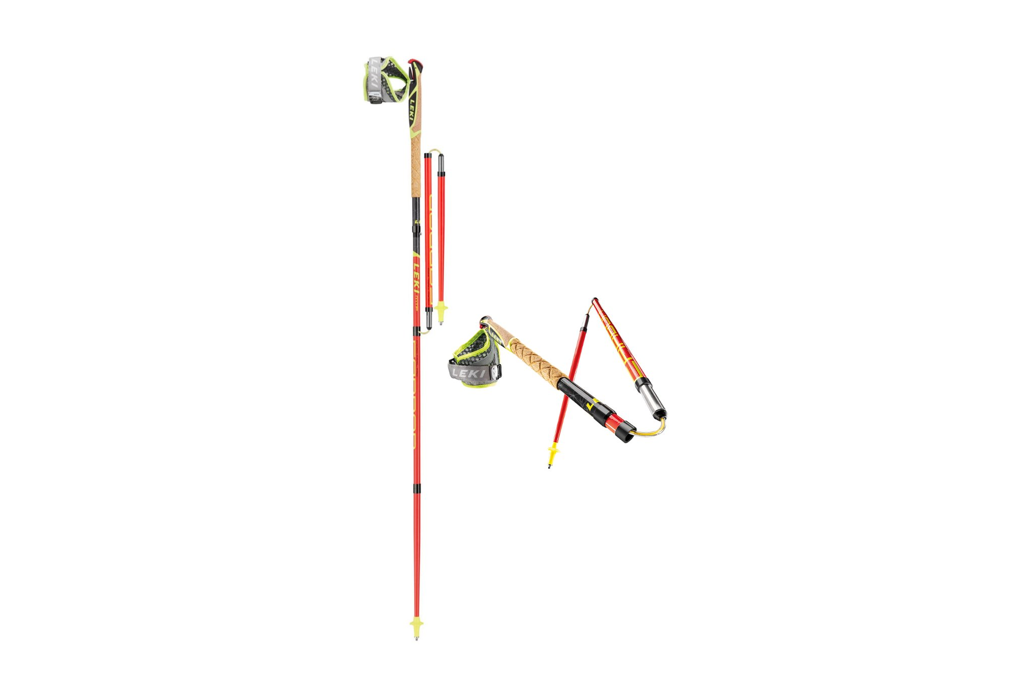 Leki Micro Trail Pro Bâtons de marche