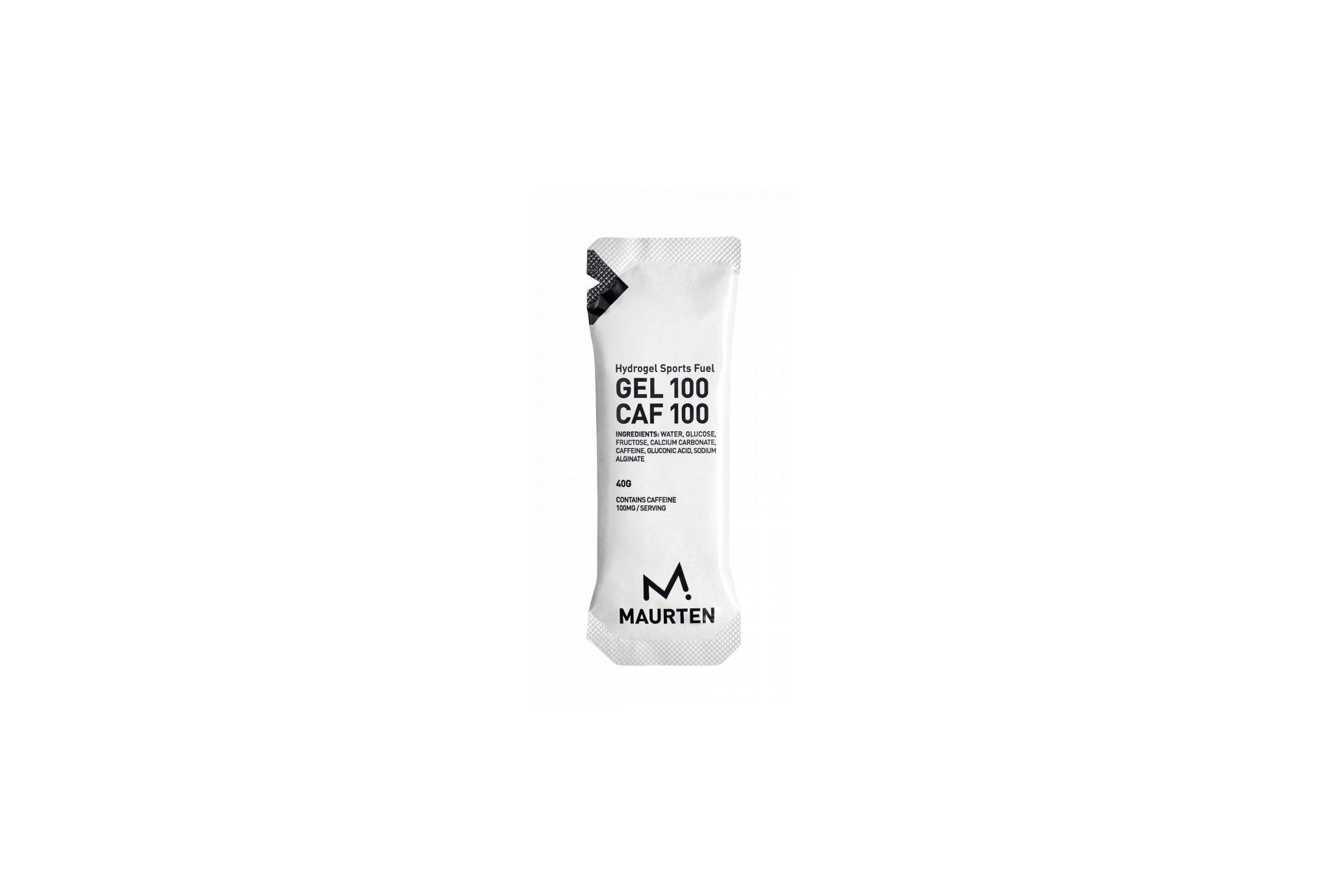 Maurten Gel 100 CAF 100 Diététique Gels