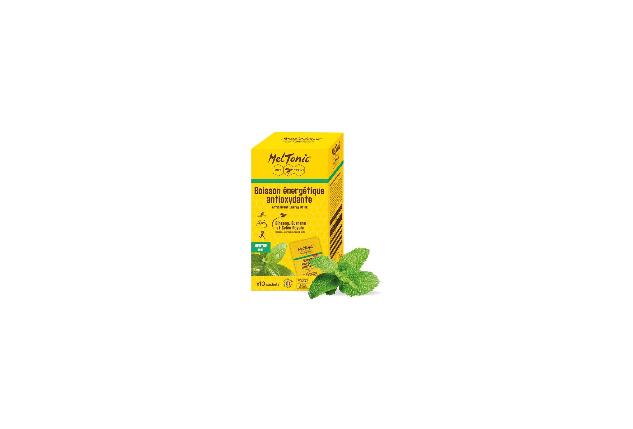 MelTonic Boisson Energétique Antioxydante - Menthe Diététique Boissons