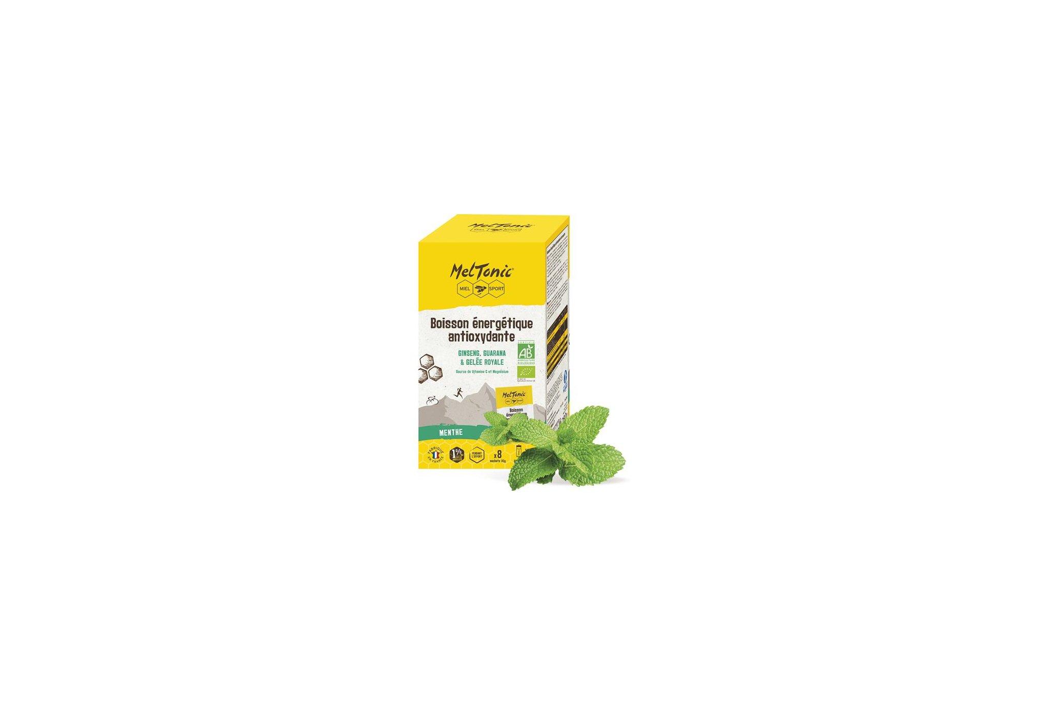 MelTonic Boisson Energétique Antioxydante Bio - Menthe Diététique Boissons