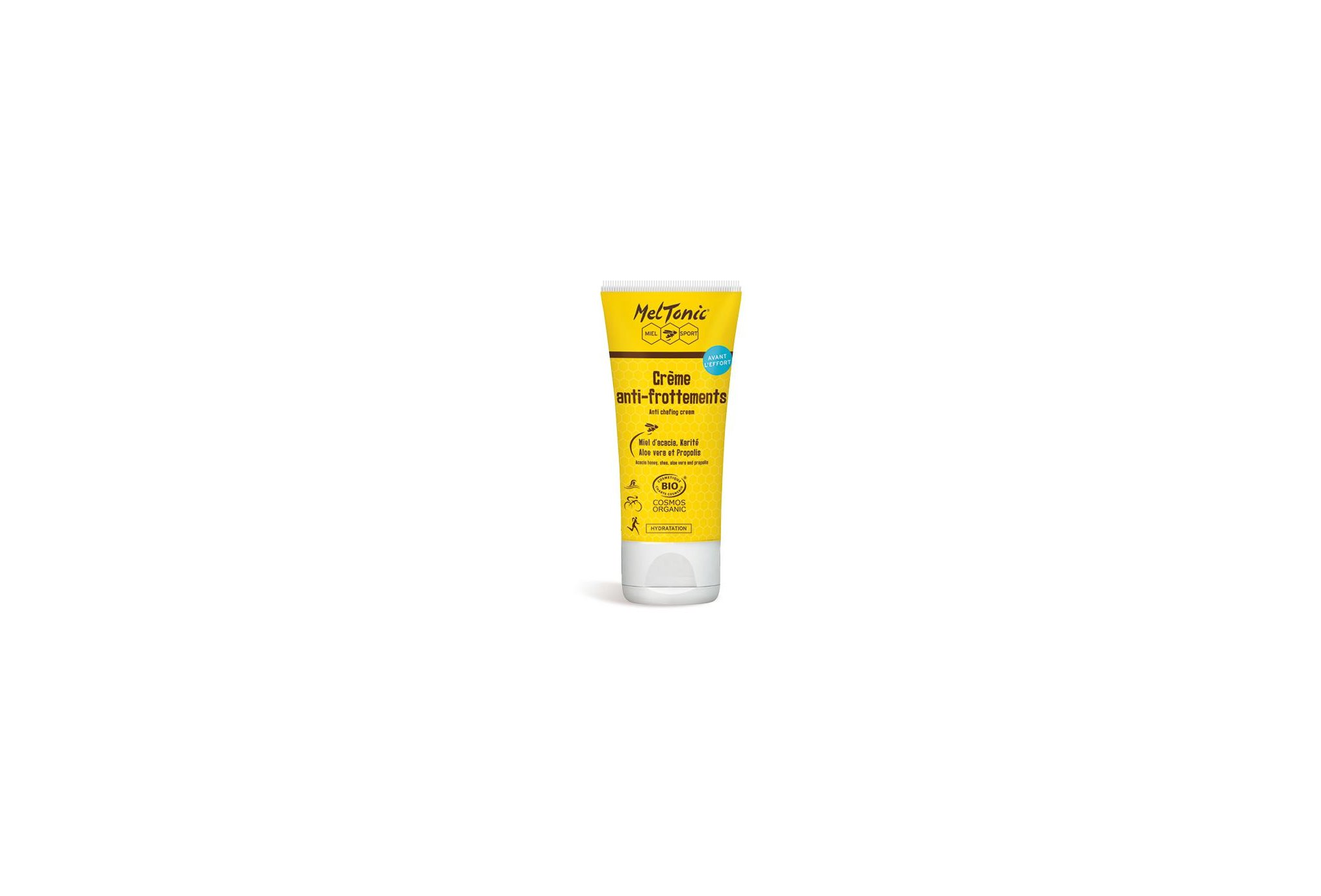MelTonic Crème anti-frottements 75mL Bio Protection musculaire & articulaire