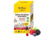 MelTonic Étui 8 sachets Boisson Énergétique Antioxydante Bio - Fruits rouges