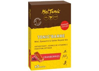 MelTonic Etui Tonic'Barre - Cranberries Miel