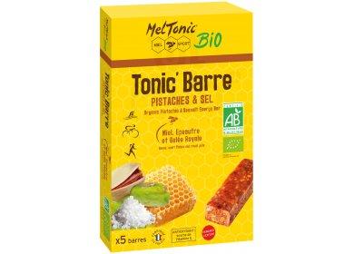 MelTonic Etui Tonic'Barre BIO - Pistache Fleur de Sel