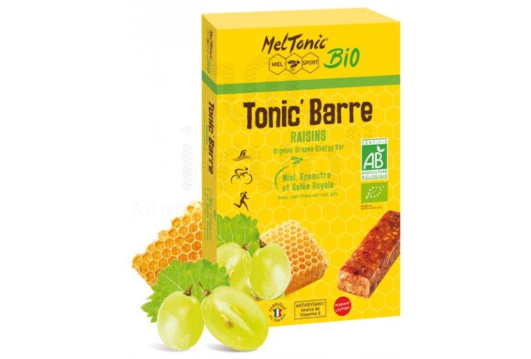 MelTonic Etui Tonic'Barre BIO - Raisin Miel