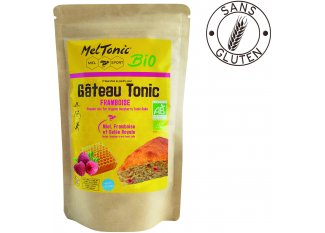 MelTonic Pastel Tonic Bio - Frambuesa y miel