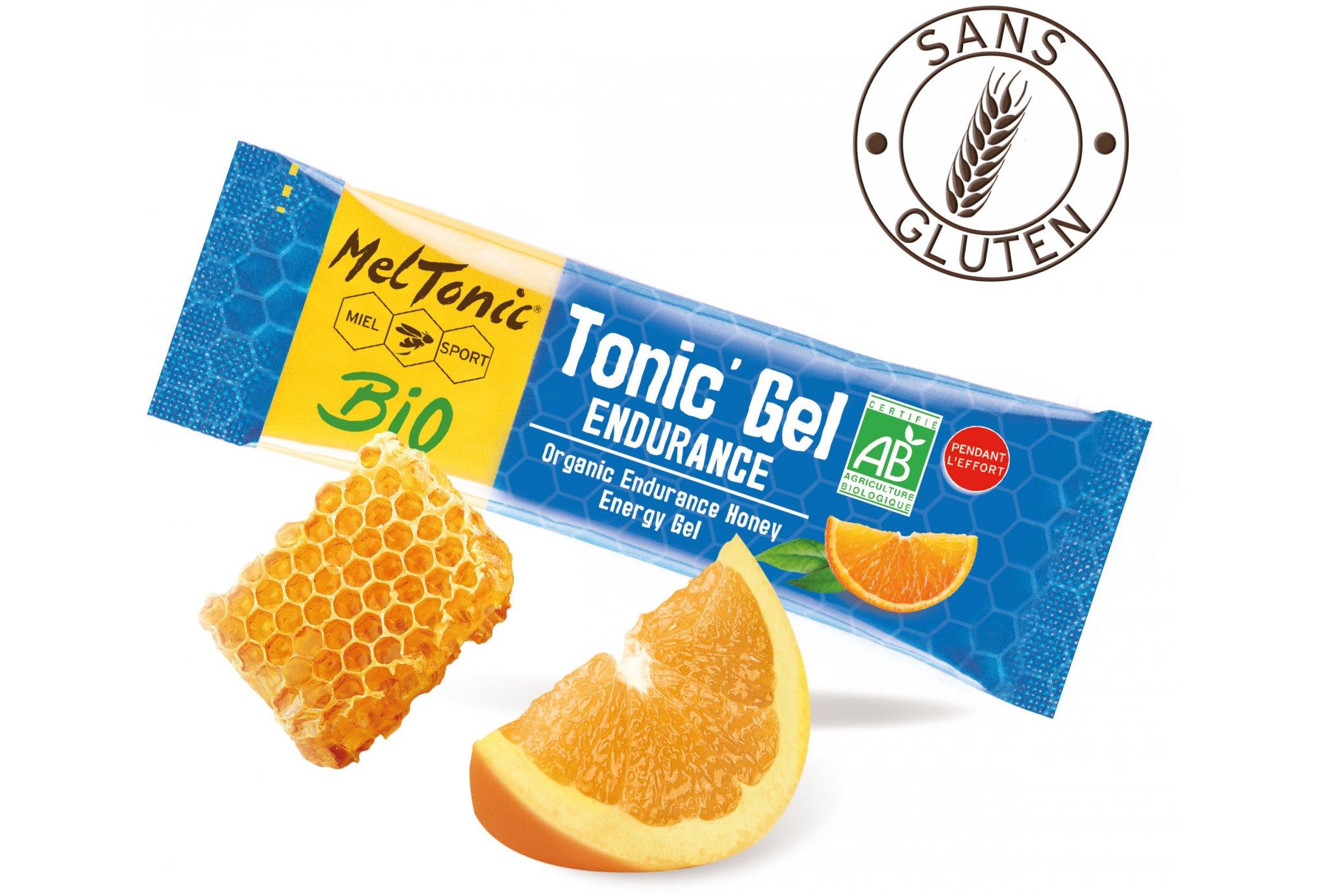 MelTonic Tonic'Gel Endurance Bio Diététique Gels