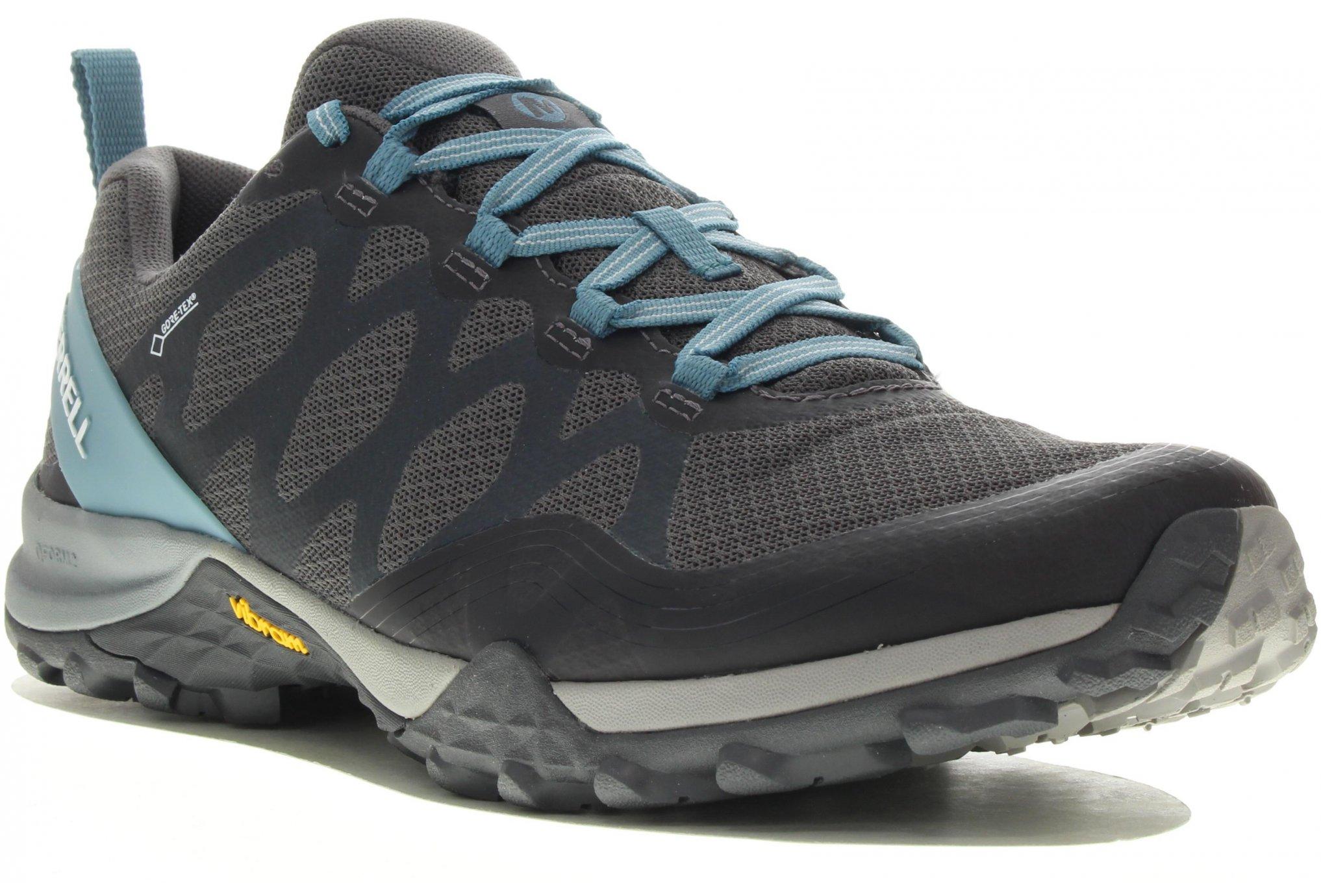 Merrell Siren 3 Gore-Tex Chaussures running femme