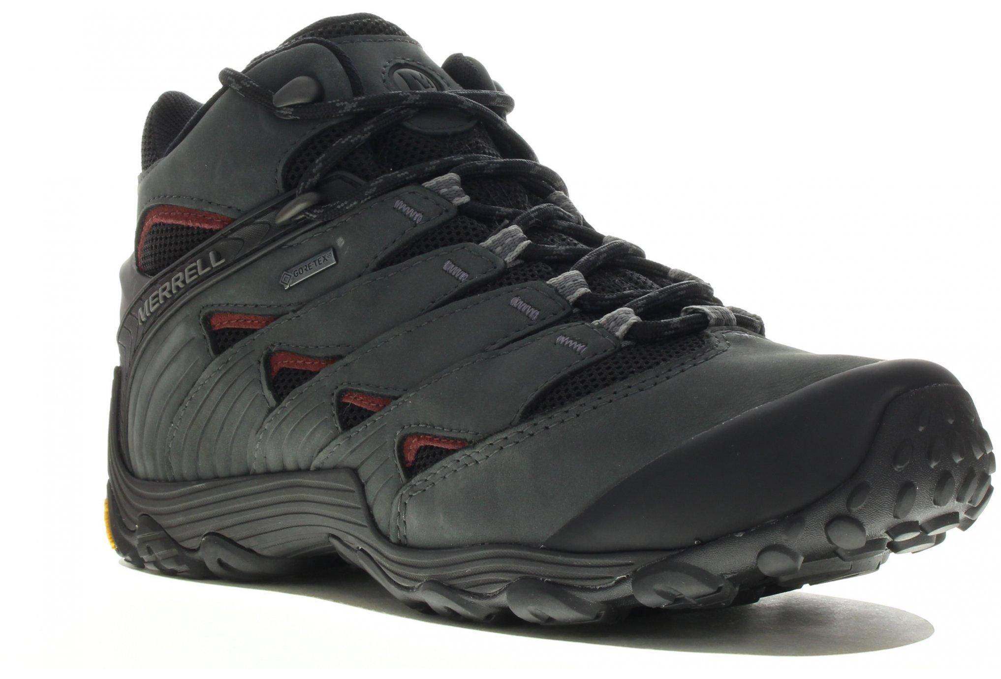 Merrell Chameleon 7 Mid Gore-Tex M Diététique Chaussures homme