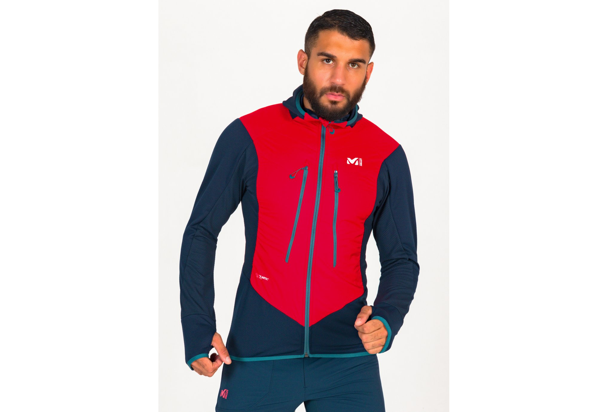 Millet Extreme Rutor Alpha Compo M vêtement running homme