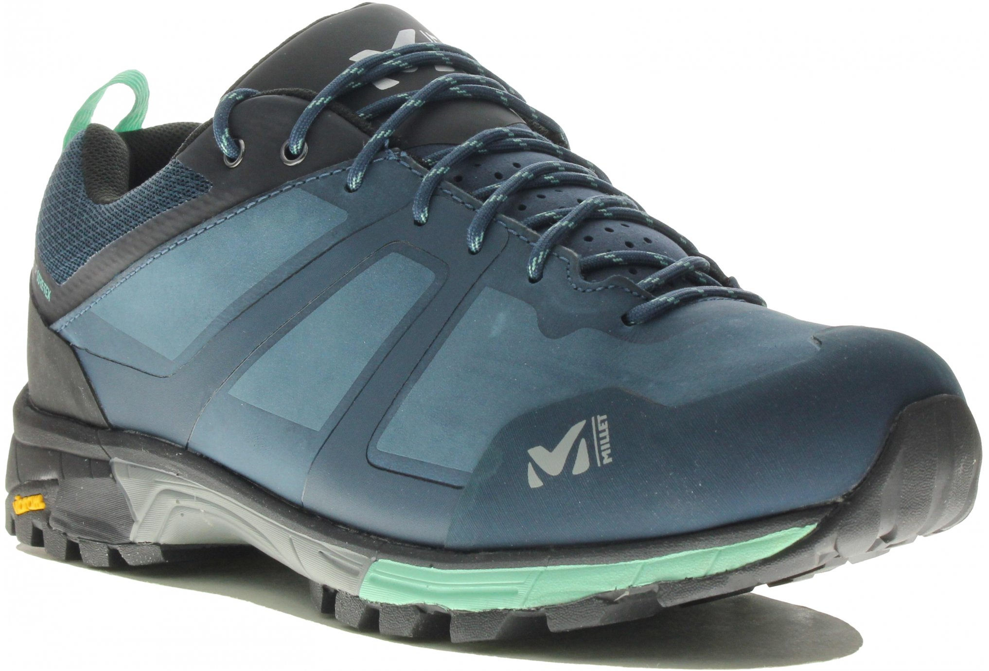 Millet Hike Up Leather Gore-Tex Chaussures running femme