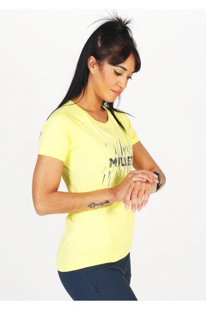 Millet camiseta manga corta LTK Fast