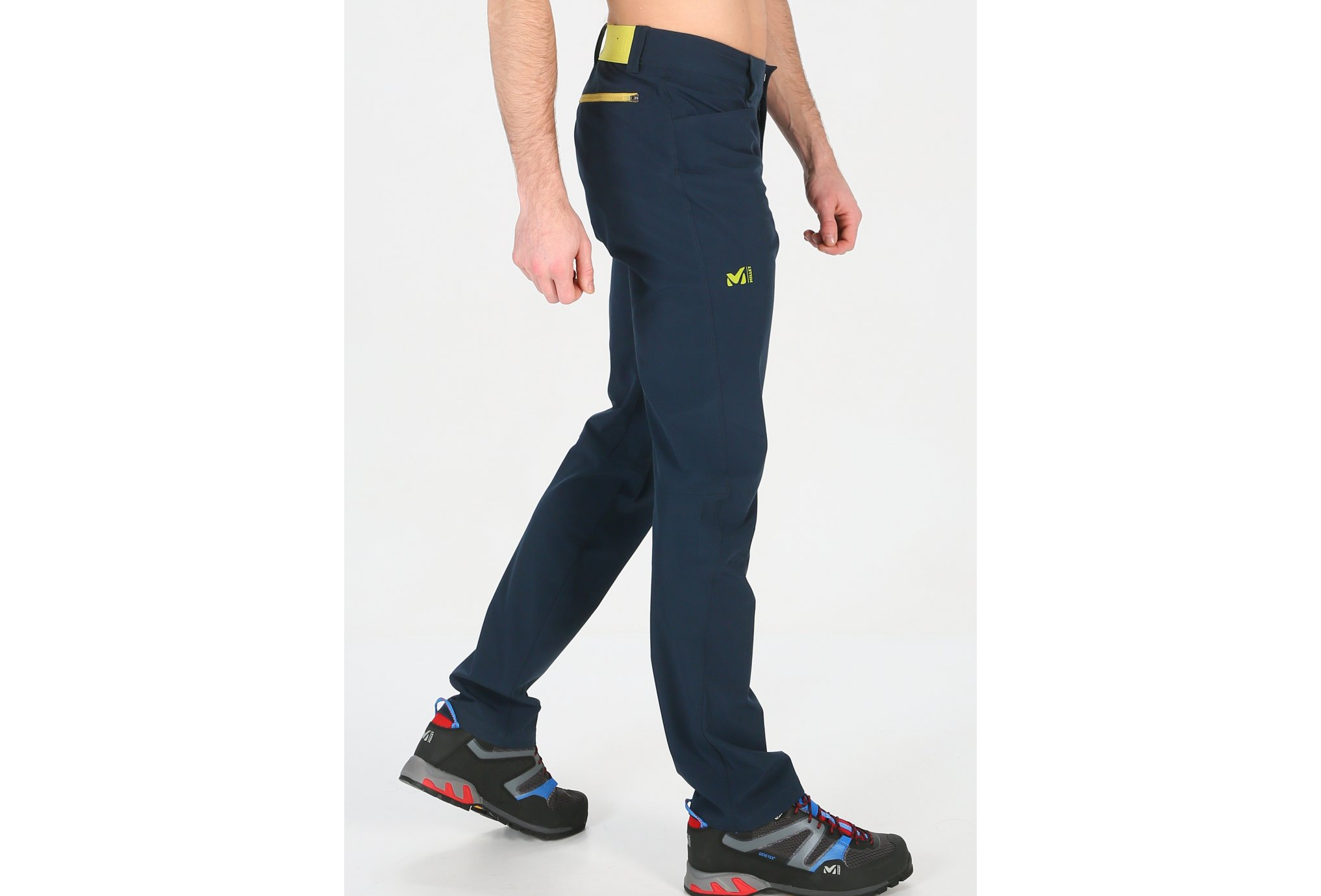 Millet Wanaka Stretch M vêtement running homme