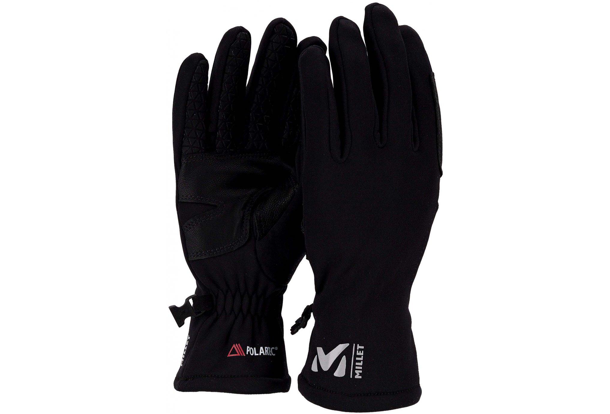 Millet Warm Stretch M Bonnets / Gants